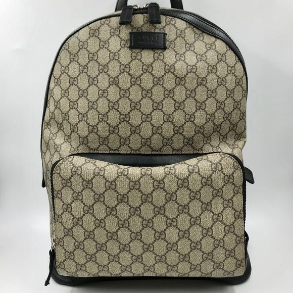 e504f0b519839f GUCCI Bags | Authenticgg Supreme Backpack | Poshmark